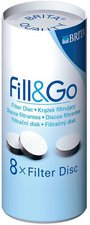 Brita Fill & Go Filter Discs 8er Pack