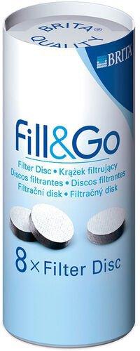 Brita Fill & Go Filter Discs 8er Pack