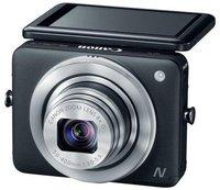Canon PowerShot N (schwarz)