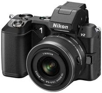 Nikon 1 V2 Kit 10-30 mm (schwarz)