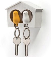 Qualy Duo Sparrow (weiß/gelb)