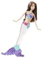 Barbie Lichtertraum Meerjungfrau