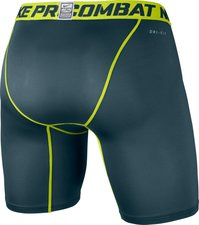 "Nike Pro Combat 6 "" Core Compression Short photo blue / cool grey"