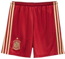 Adidas Spanien Home Shorts Junior 2013/2014