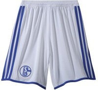 Adidas FC Schalke 04 Home Shorts Junior 2013/2014