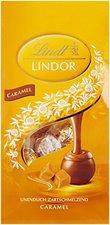 Lindt Lindor Kugel Beutel Caramel (137 g)