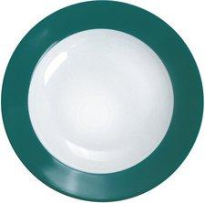 Kahla Pronto opalgrün Suppenteller 22 cm