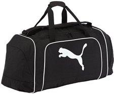 Puma Team Cat Bag L black/white (71433)