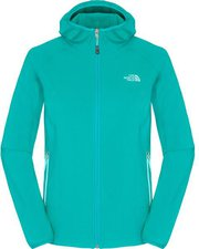 The North Face Women's Nimble Hoodie Jacket Jaiden Green / Jaiden Green