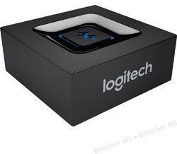 logitech bluetooth audio adapter preisvergleich ab 28 99. Black Bedroom Furniture Sets. Home Design Ideas