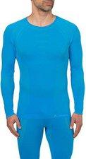 Vaude Men's Seamless Light LS Shirt teal blue