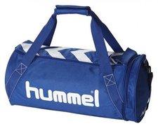 Hummel Stay Authentic Sports Bag L purple cactus/black