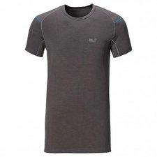 Jack Wolfskin Merino T-Shirt Men dark steel