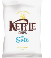 Kettle Foods Chips lightly salted (40 g)