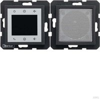 Berker Radio Touch mit Lautsprecher B.3/B.7 anthrazit matt (28801606)