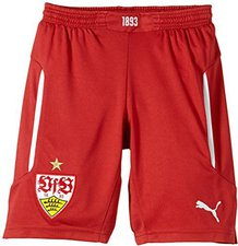 Puma VfB Stuttgart Away Shorts Junior 2014/2015