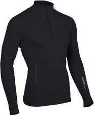 Ortovox Merino Competition Long Sleeve Zipper Men happy green