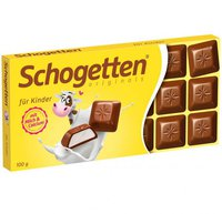 Trumpf Schokolade Schogetten für Kinder (100 g)
