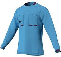 Adidas Referee 12 Trikot langarm hellblau