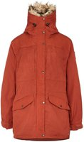 Fjällräven Sarek Winter Jacket Women Autumn Leaf