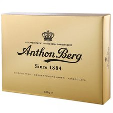 Anthon Berg Luxury Gold Box (800g)