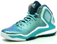 Adidas D Rose 5 Boost power teal/vivid/white