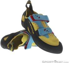 La Sportiva Jeckyl VS yellow/blue