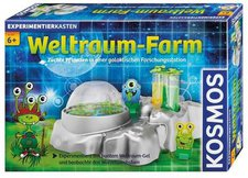 Kosmos Weltraum-Farm
