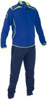 Stanno Kinder Forza Polyester Anzug dunkelblau/neon gelb
