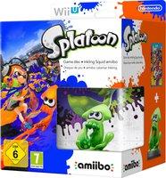 Splatoon + amiibo Inkling-Tintenfisch (Wii U)