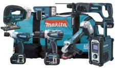 Makita DLX7000-X4 Combo Kit