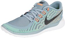 Nike Free 5.0 2015 dove grey/electric green/volt/black