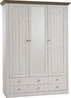 Steens Furniture Ltd Monaco 3trg. weiß grau