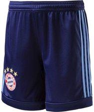 Adidas FC Bayern München Torwart-Shorts Kinder 2015/2016