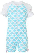 Snapperrock kurzärmeliger UV-Schutz Schwimmanzug