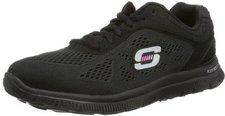 Skechers Flex Appeal Love Your Style black/black