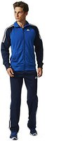 Adidas Männer Riberio Trainingsanzug vista blue/Collegiate navy