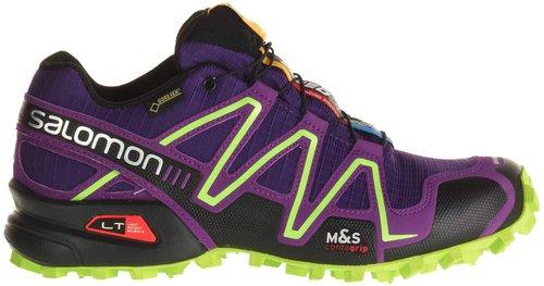 Salomon Speedcross 3 GTX W cosmic purple/passion purple/granny green