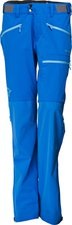Norrona Falketind Windstopper Hybrid Pants Women Electric Blue