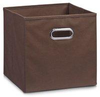 Zeller Aufbewahrungsbox Vlies braun (32 cm)