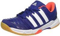 Adidas Court Stabil 11 amazon purple/ftwr white/solar red