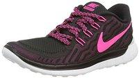 Nike Free 5.0 2015 Women black/pink foil/pink glow/pink pow