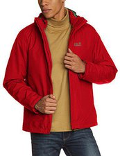 Jack Wolfskin Crush'n Ice Men Red Fire
