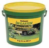 Beckmann - Im Garten Rasendünger mit Moosvernichter 8 kg