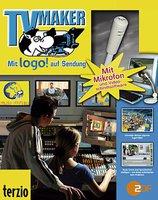 Terzio Verlag TV-Maker - Mit Logo! Auf Sendung
