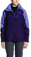 The North Face Women's Zenith Triclimate Jacket Garnet Purple