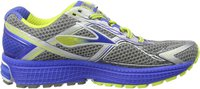 Brooks Ghost 8 smoked pearl/electric brooks/limepunch