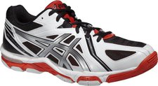 Asics Gel-Volley Elite 3 white/silver/fiery red