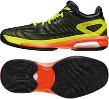 Adidas Crazylight Boost Low solar yellow/black/solar red