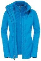 The North Face Damen Evolve II Triclimate Danish Blue